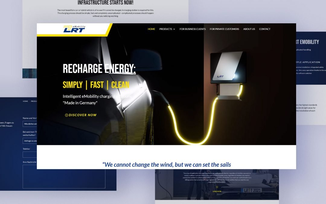 LRT eMobility – Wallbox Chargers of Proven Quality