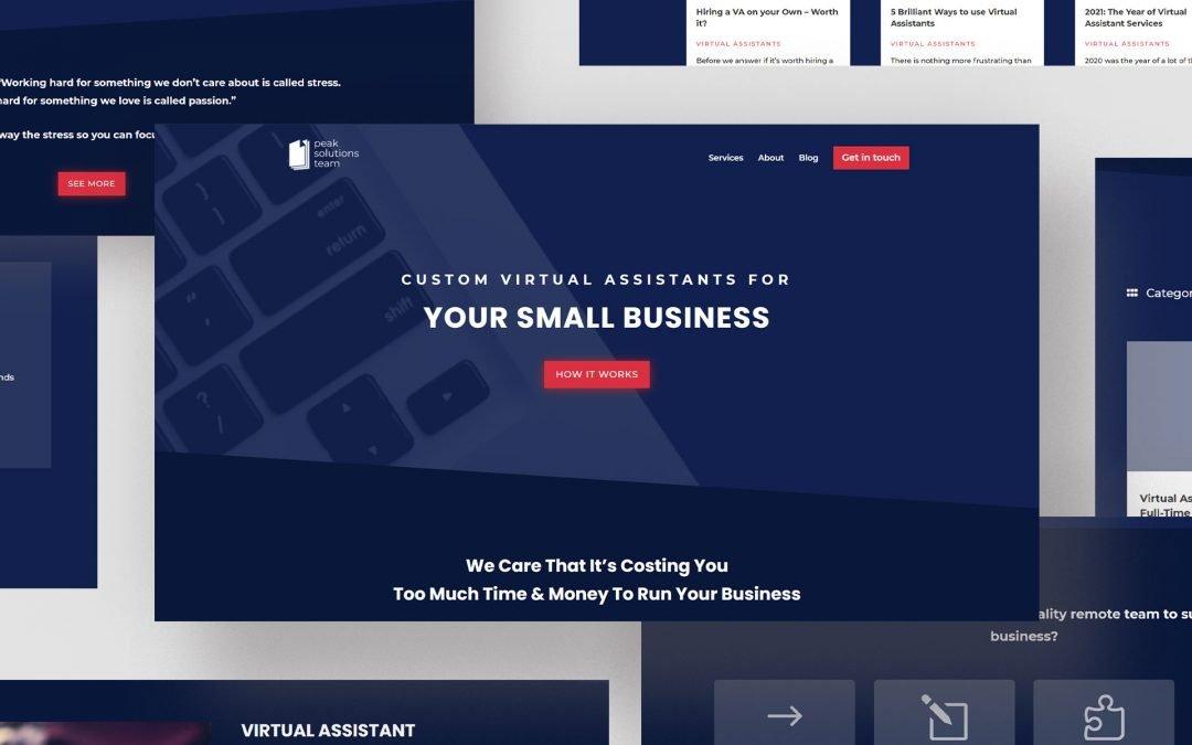 Peak Solutions Team – Virtual Assistant Agency