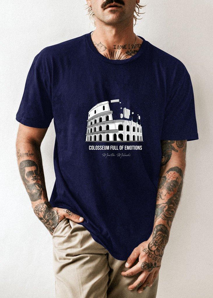 Colosseum-full-of-emotions-tshirt