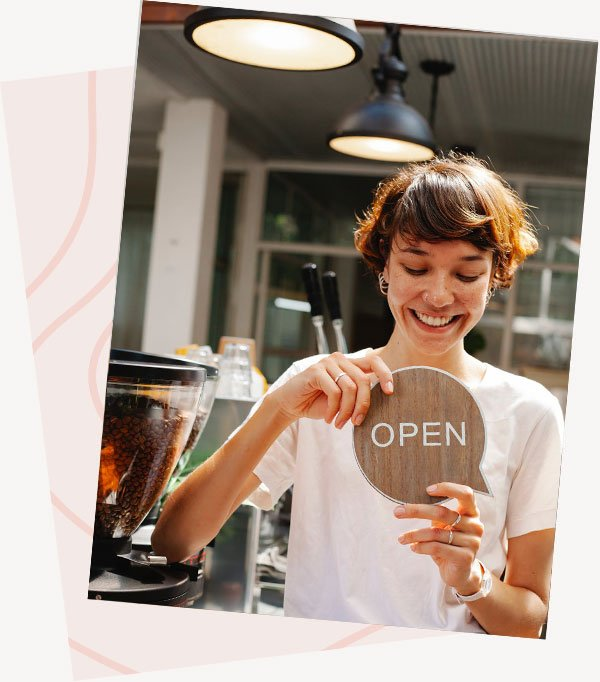 small business website design uixlabs open for business